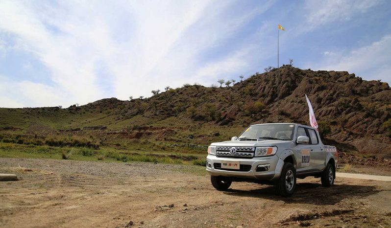 New Rich 4×4 Cabina Doble lleno