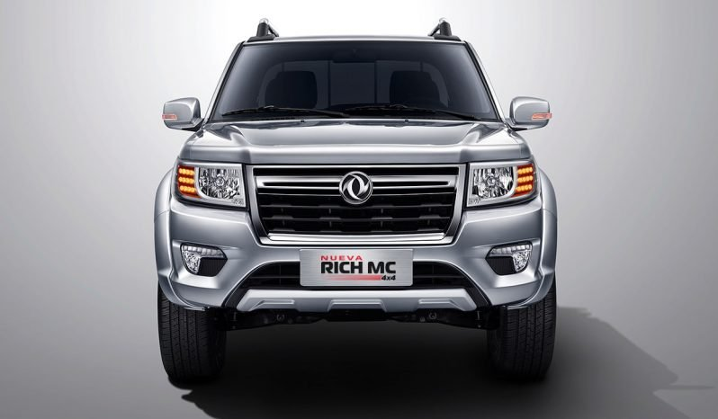 Rich MC 4×4 Cabina Doble lleno